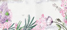 Taobao acuarela de flores pintado a mano,Taobao,Pintado A Mano,Acuarela Imagen De Fondo