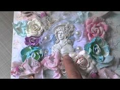 Video showcasing altered box project by Juliana Montoya for Prima