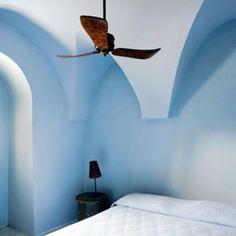 Large bedroom furniture -Giorgio Armani's holiday home