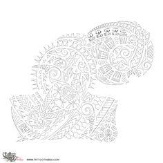 TATTOO TRIBES: Tattoo of Ariki, High chief tattoo,halfsleevetattoo turtle hammerheadshark manta tattoo - royaty-free tribal tattoos with meaning Polynesian Tattoo Designs, Polynesian Tribal, Maori Tattoo Designs, Tribal Tattoos With Meaning, Asdf, Custom Tattoo, Optical Illusions, Tattoo Artists, Rock