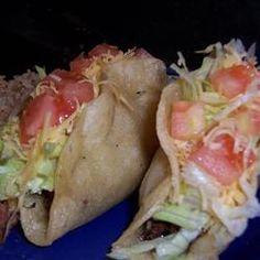 Authentic Mexican Tacos Allrecipes.com