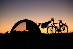 What to take on a bicycle tour. Cycle Traveller. Source: Cycling Dutch Girl.