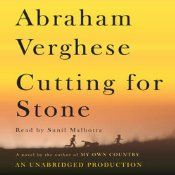 Cutting for Stone: A Novel by Abraham Verghese #Audiobook