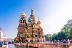 St.Petersburg,Russia-my heart's desire is to spend time in this majestic city.