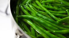 Baked Parsnips, Fennel, and Green Beans Healthy Thanksgiving Recipes, Holiday Recipes, Flo Living, Sauteed Green Beans, Green Bean Recipes, Fresh Lemon Juice, Fennel, Cooking Tips, Whole Food Recipes