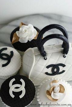 NÃO SOMOS APENAS ROSTINHOS BONITOS: Cupcakes e bolos maravilhosos