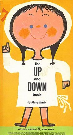 Up and Down by Mary Blair, 1964
