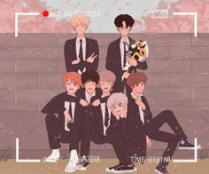 Graduation Balloons, Graduation Day, Nct 127, Chibi, I Love You Drawings, Kpop Drawings, Fanarts Anime, Kpop Fanart, Nct Dream