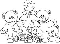 Winter Tree Coloring Page Beautiful Free Coloring Pages Printable to Color Kids Merry Christmas Coloring Pages, Coloring Pages Winter, Tree Coloring Page, Bear Coloring Pages, Free Printable Coloring Pages, Coloring Books, Free Coloring, Colorful Christmas Tree, Christmas Colors