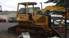 2004 John Deere 550H LT Crawler Track Loader for sale at www.quesalesinc.com for $32,000.00