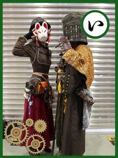 「い」 いいはった もんがち #スチームパンクかるた Cyberpunk Mode, Cyberpunk Fashion, Steampunk Cosplay, Steampunk Clothing, Asian Steampunk, Japanese Aesthetic, Drawing Clothes, Character Costumes, Fashion Plates
