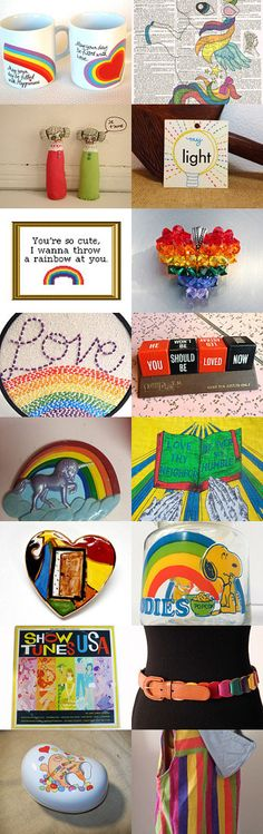 Love is Love by Laura Brown on Etsy--Pinned with TreasuryPin.com