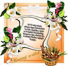 Přání k svátku « Rubrika | OBRÁZKY PRO VÁS Table Decorations, Blog, Dinner Table Decorations