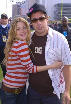 Photo of 2004 Adam Sandler Drew Barrymore, Drew Barrymore 90s, Adam Sanders, 50 First Dates, Comedy Quotes, Baby Drawing, Rick Ross, Tom Hanks, Spice Girls