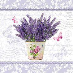 """""""Flowering Lavender"""""""