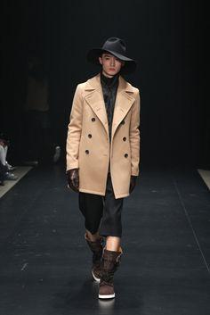 Ato Tokyo Fall 2015 Fashion Show