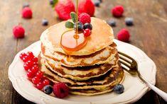 Wat eten we vandaag? Pannenkoeken met twee ingrediënten! #paleo #voedselzandloper #recept