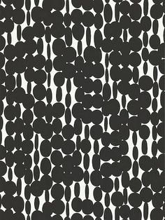 Links by Harlequin - Black / White - Wallpaper : Wallpaper Direct Harlequin Wallpaper, Print Wallpaper, Harlequin Fabrics, Hanging Beads, Black And White Wallpaper, Black White, Living Room Update, Contemporary Wallpaper