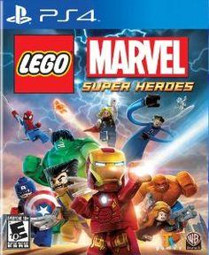 LEGO Marvel Super Heroes - PlayStation 4,$49.00