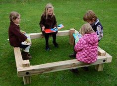 A place to talk - I like the idea of this...