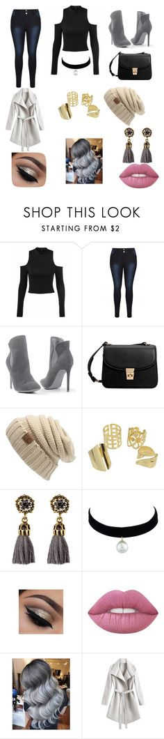"""""""Dinner date with friends"""" by dylanclements ❤ liked on Polyvore featuring Venus and MANGO"""