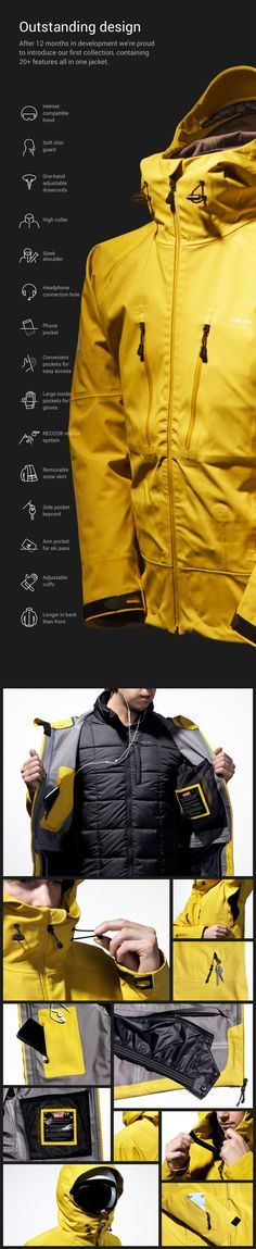 The Jacket for all your adventures. High-Quality materials - Outstanding Design - Excellent Value - Straight from the Manufacturer.