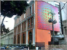 """O Oi Futuro do Flamengo recebe a exposição """"Panorama"""", do artista visual Rafael Alonso, dentro do Projeto Tecnô. A mostra fica em cartaz até o dia 17 de novembro, com entrada franca."""