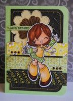 A Project by Rene Sharp from our Stamping Cardmaking Galleries originally submitted at AM Project Board, Cardmaking, Happy Birthday, Gallery, Stamping, Projects, Coloring, Happy Brithday, Log Projects