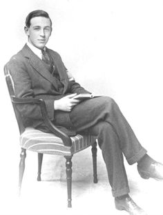 C.S. Lewis | C.S. Lewis -- I don't think I've ever seen such a handsome photo of him before. :)