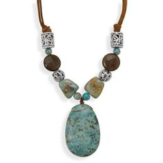 Natural Stone Jewelry from KVK Designs: Why I Love Natural Stone Jewelry