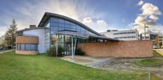 Bâtiment de l'ENSGTI, une école d'ingénieurs sous convention avec Bordeaux INP