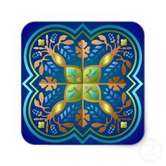 Medieval Pattern Sticker