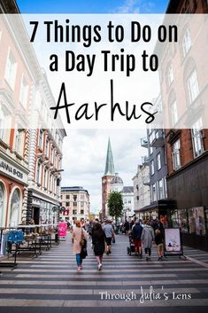 Unique Museums & Cobblestone Streets- 7 Things to Do on a Day Trip to Aarhus, Denmark Aarhus, Visit Denmark, Denmark Travel, Finland Travel, Europe Travel Guide, Travel Destinations, Backpacking Europe, Holiday Destinations, Budget Travel