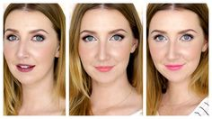 3 LOOKS 1 PALETTE - Every Day Makeup Looks with the Too Faced Chocolate ...