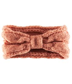 $5.95 knit headband