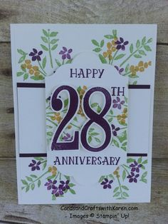 Number of Years Bundle by Stampin' Up!