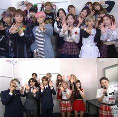 Seoul Music Awards, Mnet Asian Music Awards, Kpop Couples, Cute Couples, Bts Boys, Bts Bangtan Boy, Gfriend And Bts, Bts Twice, Sana Momo