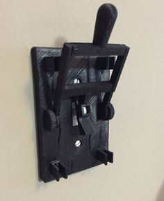 The Frankenstein Light Switch: Perfect For A Mad Scientist's Lab