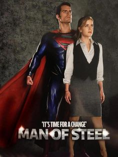 New Man of Steel Photo (and Lois Too) - IGN