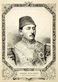 Murad V | Ottoman sultan | Britannica.com