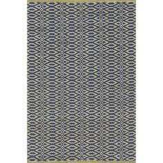 Test drive this rug in your space.Order a swatch by adding it to your cart.Give your floors fair play with our brand-new woven cotton rugs in splashy updates of a traditional pattern.