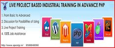 Apextgi is a leading IT training and development company in Noida, provide Best  Web designing Industrial Training in Noida for students of BCA/MCA/B.TECH/M.TECH as  well as working professionals. Our training sessions will be delivered by industry experts.  Apextgi has scheduled new batches for students looking for summer training & internship programs 2018.