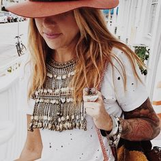 Because we absolutely love accessories, they get their own spotlight! #disfunkshionmag #style #boho