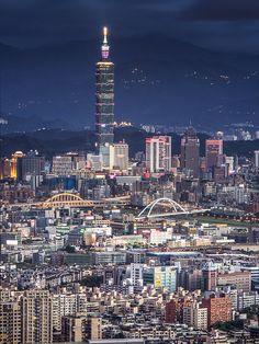 Taipei City, Taiwan