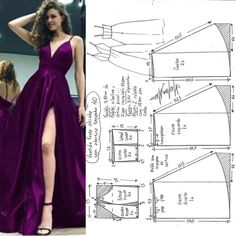 dressmaking patterns sewing ideas dress 15 15 Ideas Sewing Dress Patterns DressmakingYou can find Dress sewing patterns and more on our website Sewing Dress, Diy Dress, Sewing Clothes, Make Dresses, Diy Simple Dress, Barbie Clothes, Diy Clothing, Clothing Patterns, Sewing Patterns