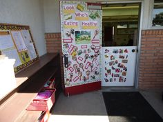 Grace Lutheran School, Huntington Beach, celebrating Red Ribbon Week with health education