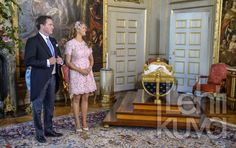 Today the christening of little Princess Leonore took place at Drottningholm Palace Church. Her godparents have been announced yesterday eve...