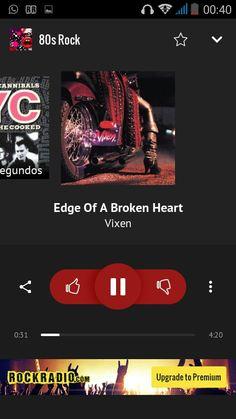 Rock Radio, 80s Rock