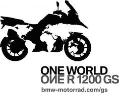 """Projeto """"One World, One R 1200 GS"""" vai dar a volta ao mundo em uma supermoto BMW"""