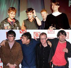 Blur Argentina Graham Coxon, Damon Albarn, Weezer, The Strokes, Britpop, Arctic Monkeys, Gorillaz, Blur, Famous People